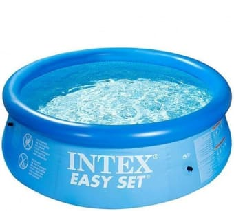 Надувной бассейн Intex Easy Set Pool 244 х 76 см